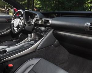 2016 Lexus IS200t F Sport Interior Dashboard