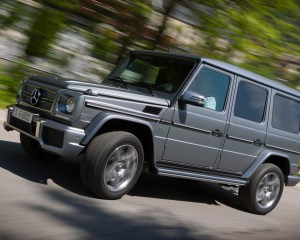 2016 Mercedes-Benz G65 AMG Test Drive