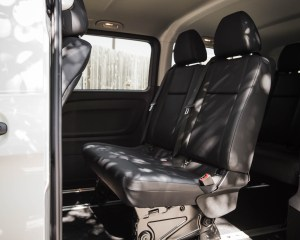 2016 Mercedes-Benz Metris Interior 2nd Row Seats
