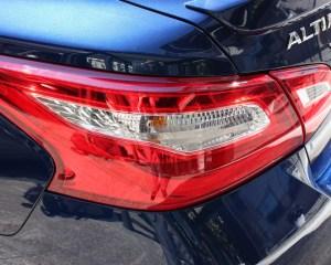 2016 Nissan Altima Exterior Taillight