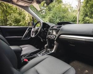 2016 Subaru Forester 2.0XT Touring Interior Dashboard