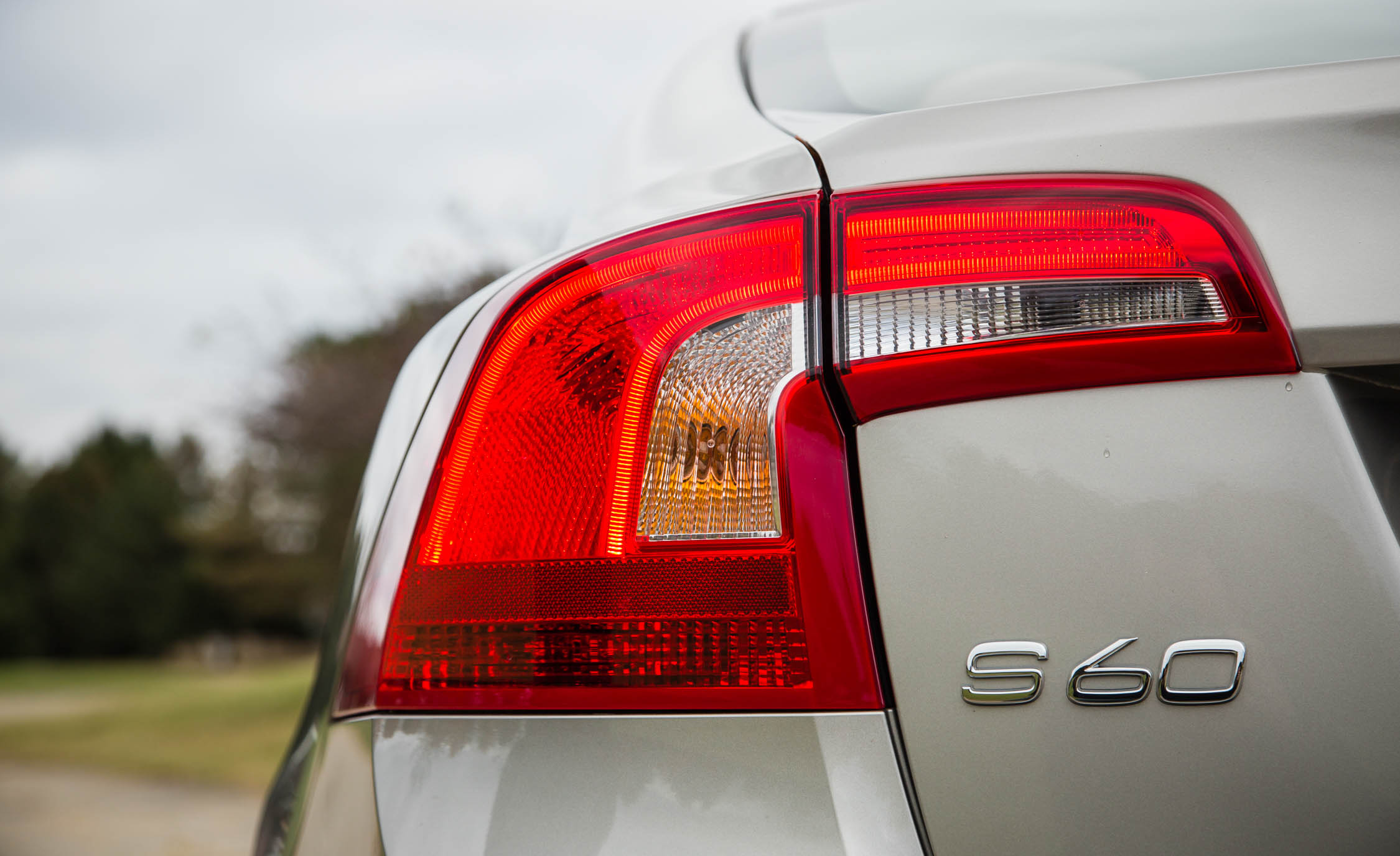 2016 Volvo S60 T5 Inscription Exterior Taillight