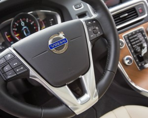 2016 Volvo S60 T5 Inscription Interior Steering