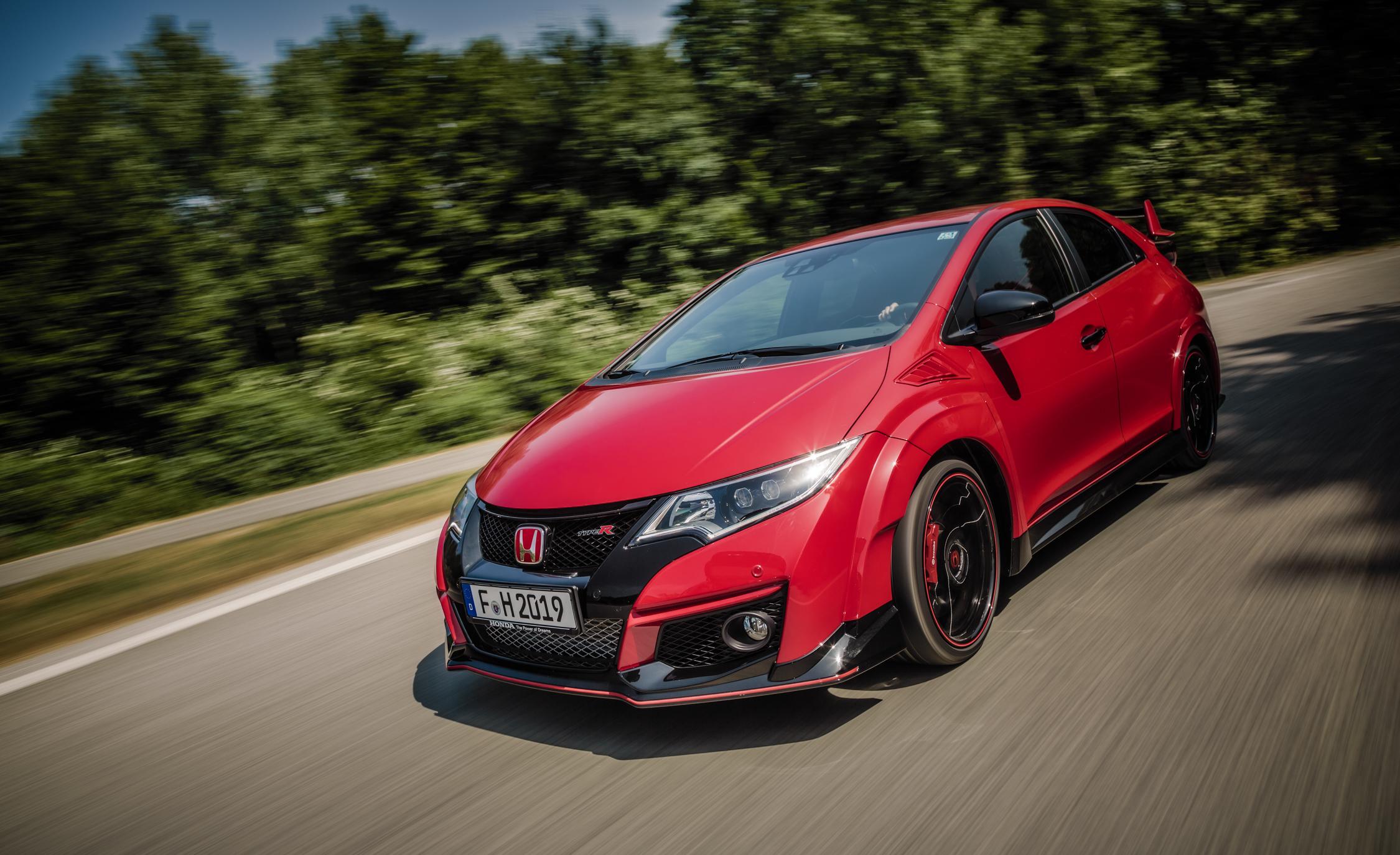 New 2015 Honda Civic Type R