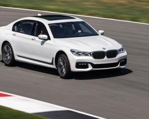 New 2016 BMW 750i xDrive White