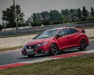 Test Drive Honda Civic Type R 2015