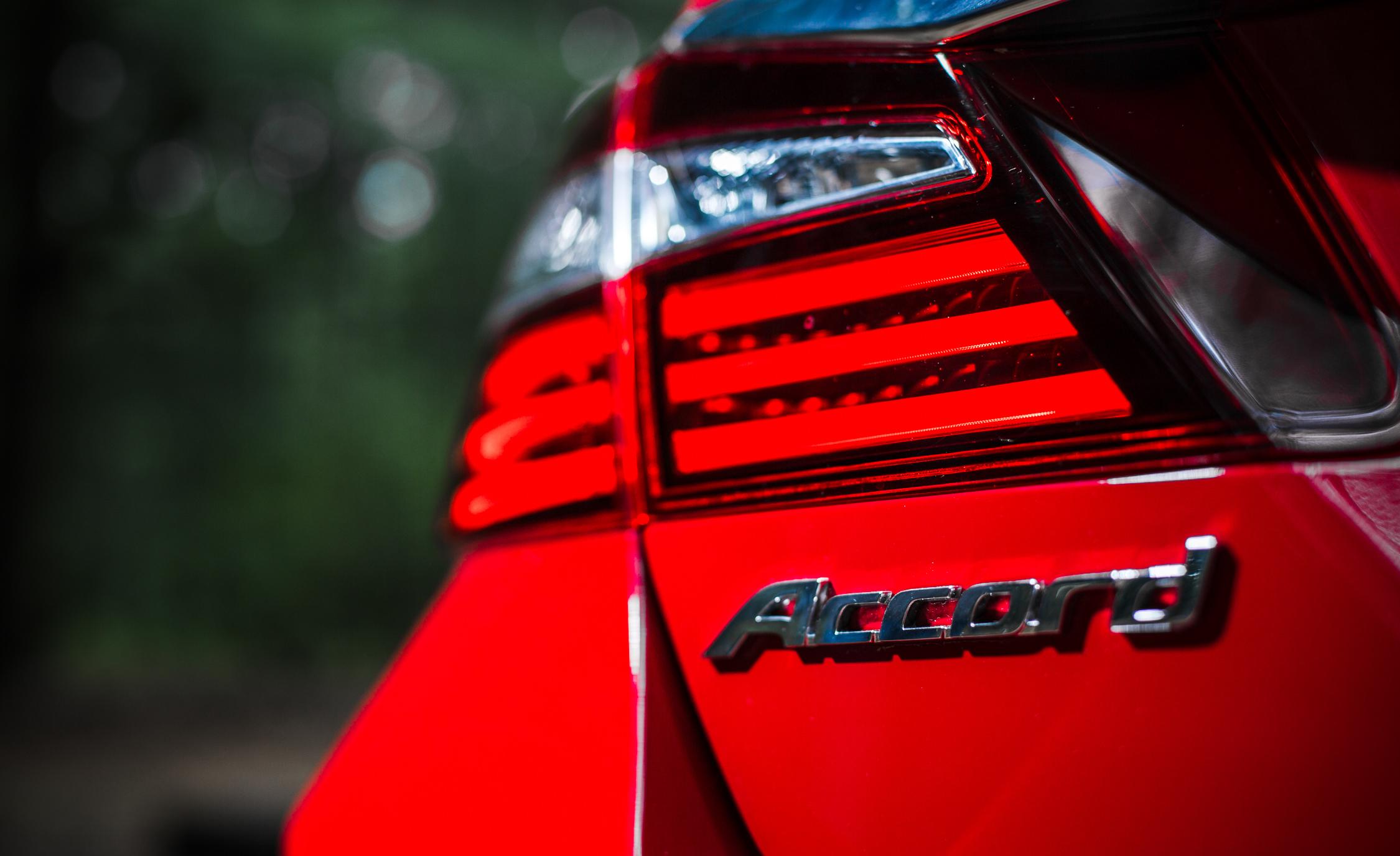 2016 Honda Accord Sport Exterior Badge Rear