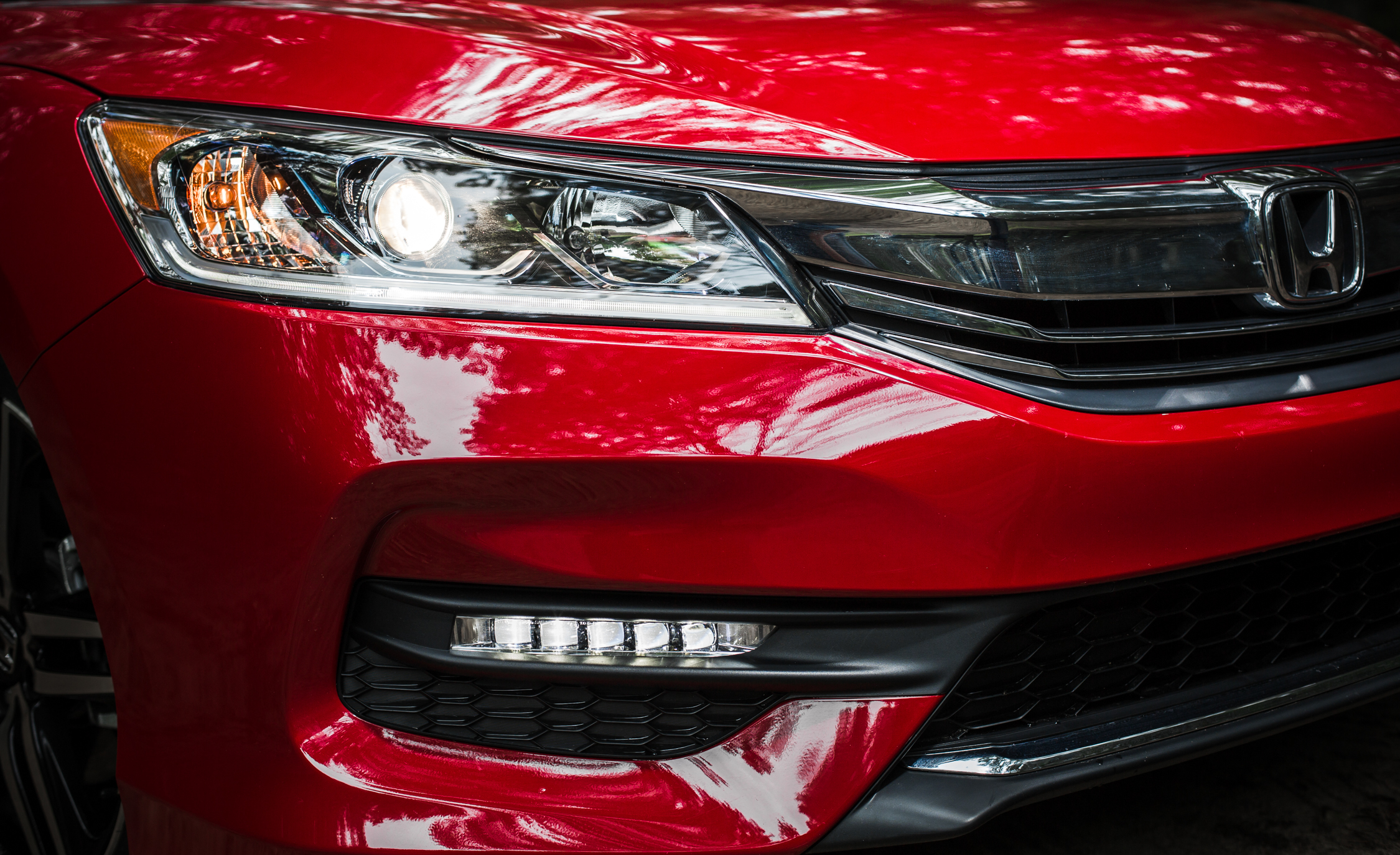 2016 Honda Accord Sport Exterior Headlight Left