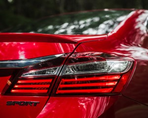 2016 Honda Accord Sport Exterior Taillight Right