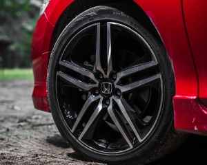 2016 Honda Accord Sport Exterior Wheel
