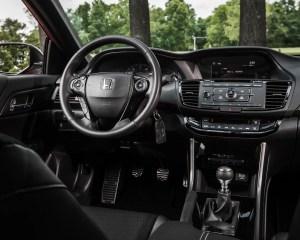 2016 Honda Accord Sport Interior Cockpit