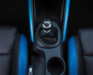 2016 Hyundai Veloster Turbo Rally Edition Interior Gear Shift Knob