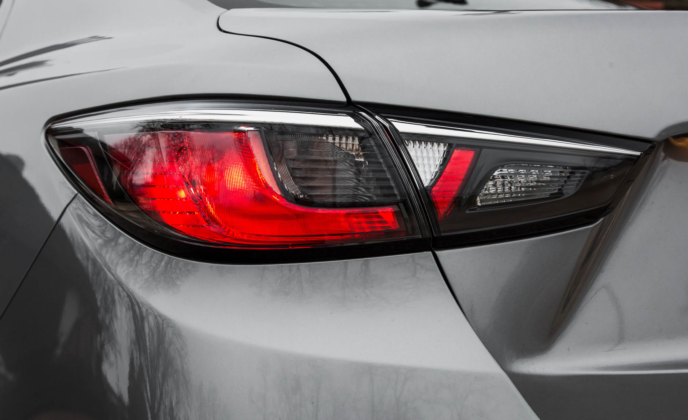 2016 Scion iA Exterior Taillight Left