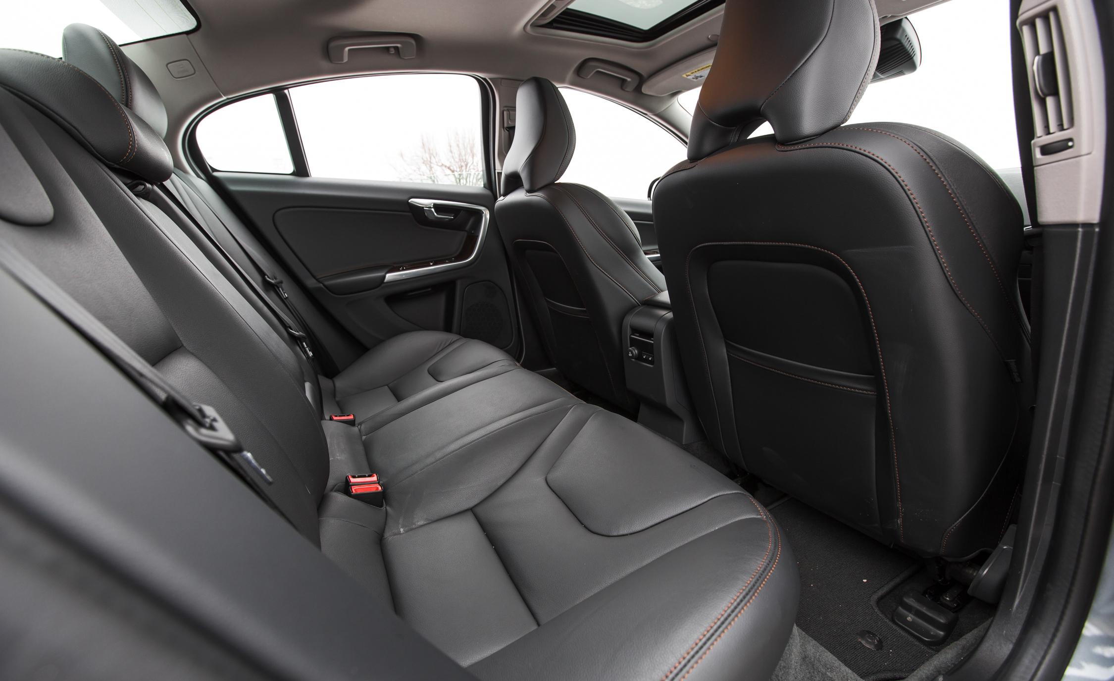 2016 Volvo S60 Cross Country Interior Rear