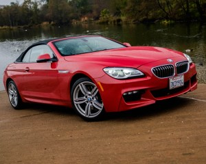 New 2016 BMW 640i Convertible
