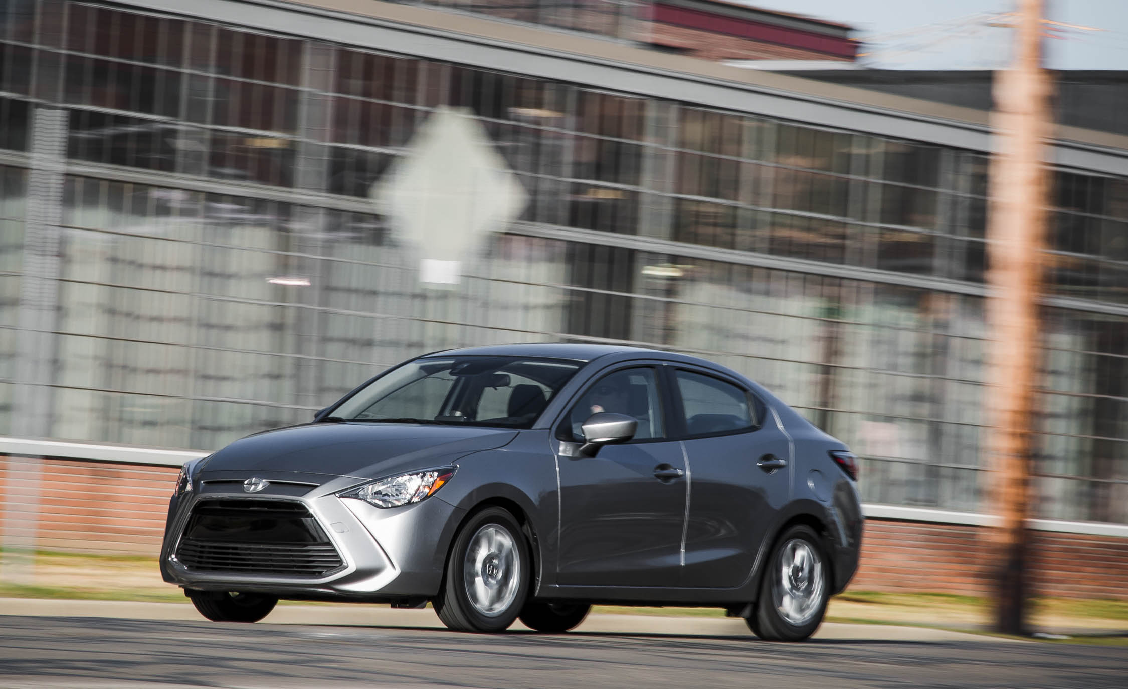 New 2016 Scion iA