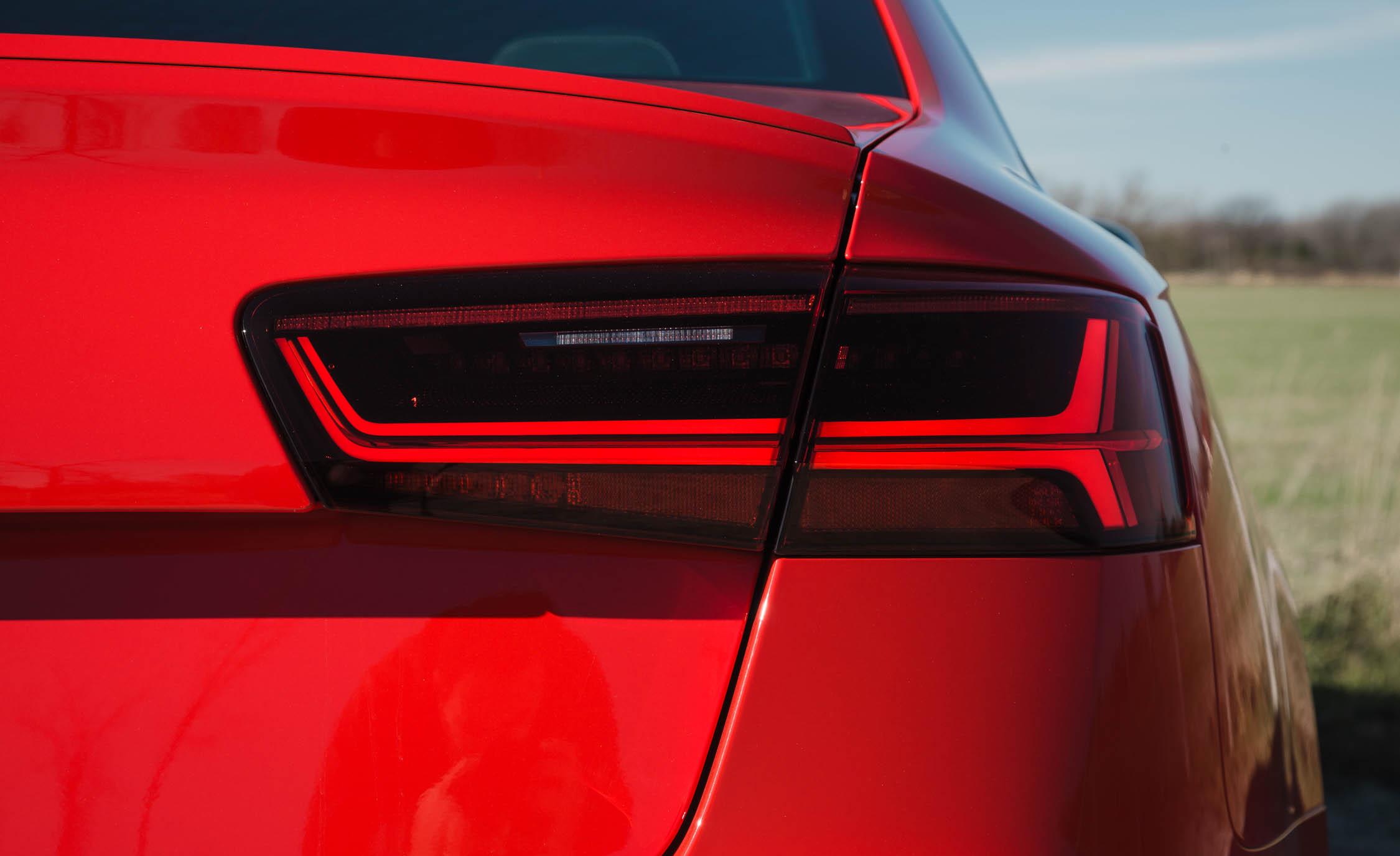 2016 Audi S6 Exterior Taillight