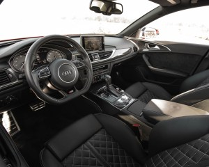 2016 Audi S6 Interior