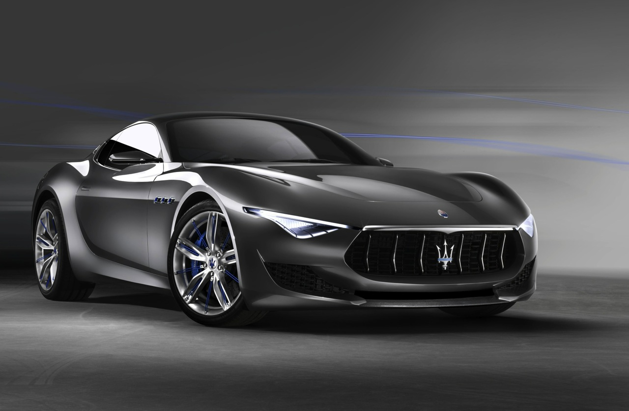 Maserati Alfieri to enter production in 2016 - report