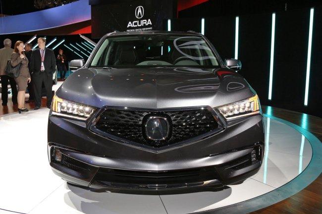 2017-Acura-MDX-SUV-front