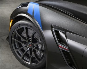 2017 Chevrolet Corvette Grand Sport Wheel View