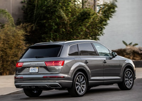 2017 Audi Q7 SUV Rear View #10433 | Cars Performance ...