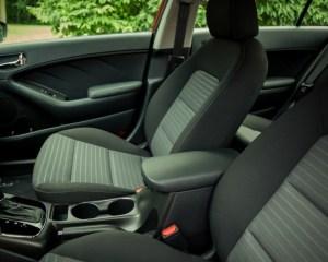 2017 Kia Forte Seats View