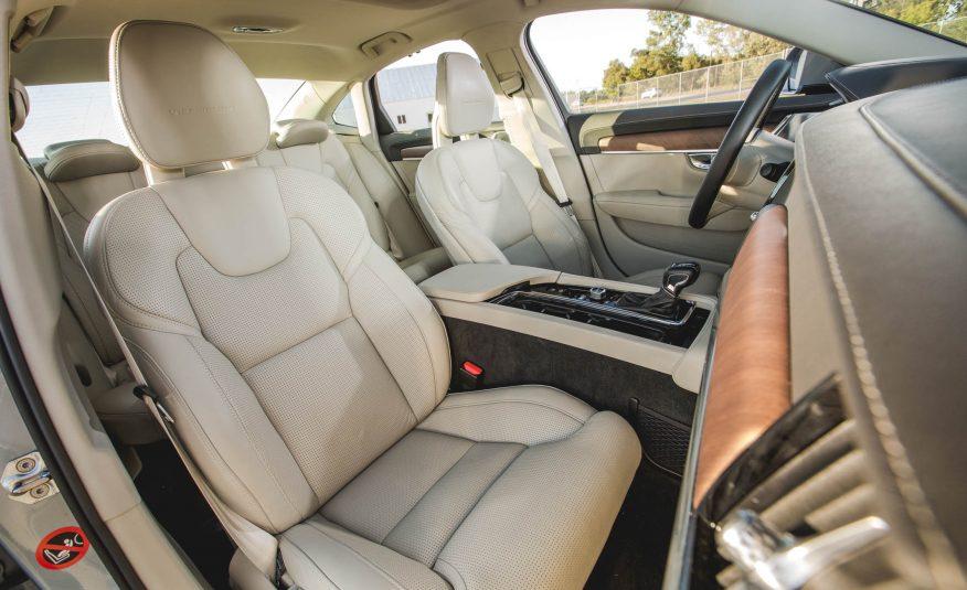 2017 Volvo s90 Seats View