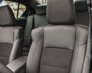 2017 Acura ILX Seats View