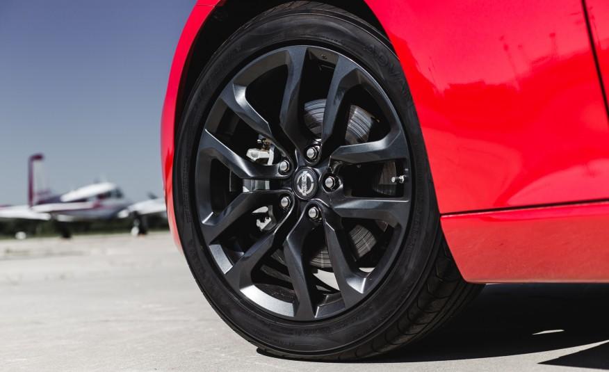 2017 Nissan 370Z Wheels View
