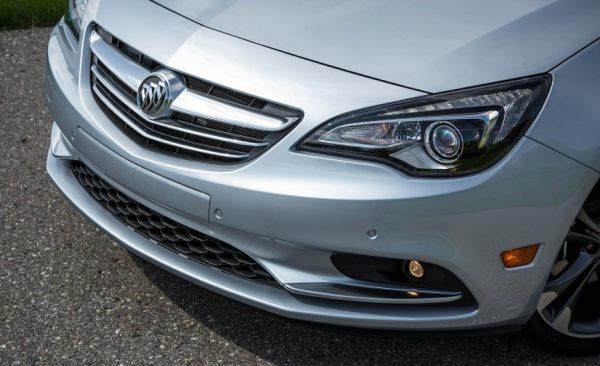 2017 Buick Cascada Headlights