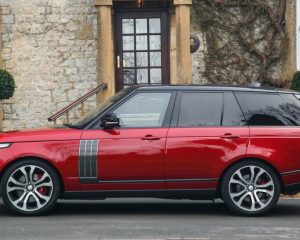 2017 Range Rover SVAutobiography Side View