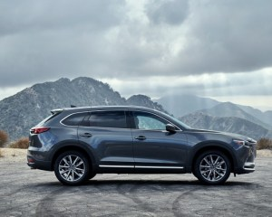 2017 Mazda CX-9 Side View