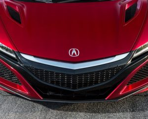 2017 Acura NSX Grille View