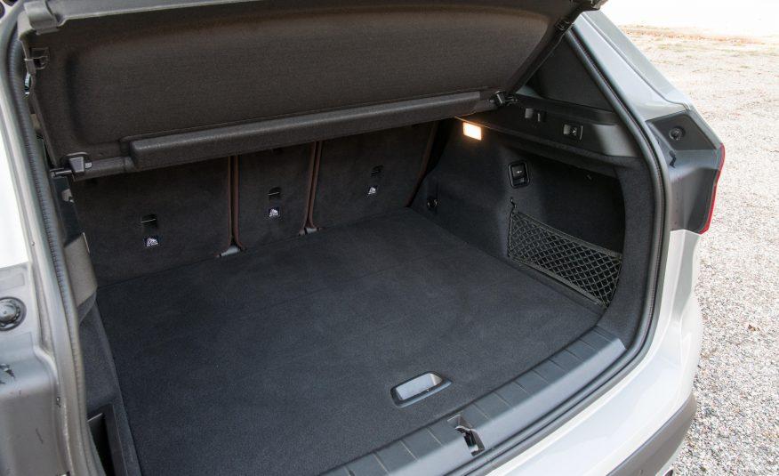 2017 BMW X1 Trunk View