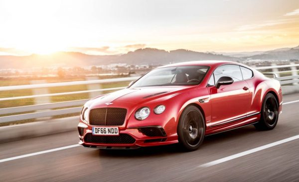2018 Bentley Continental Supersports review