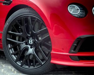 2018 Bentley Continental Supersports Wheels