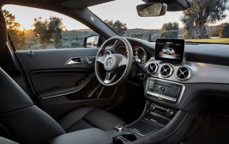 2018 Mercedes Benz GLA Class Interior Seats View