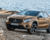 2018 Mercedes Benz GLA Class Exterior Side View