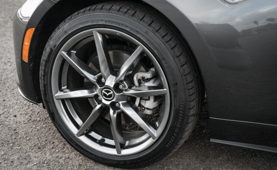 2017 Mazda MX-5 Miata Wheels