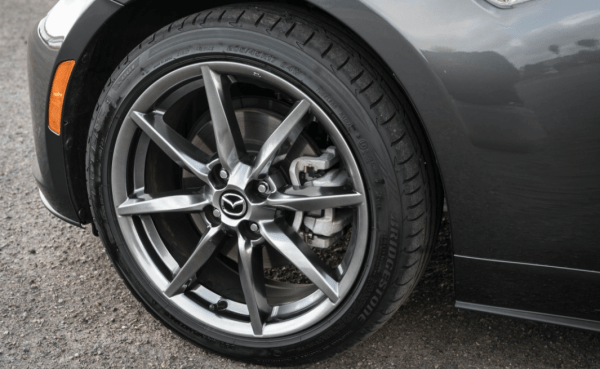 2017 Mazda MX-5 Miata wheels review
