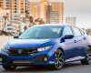 2017 Honda Civic Si Front View
