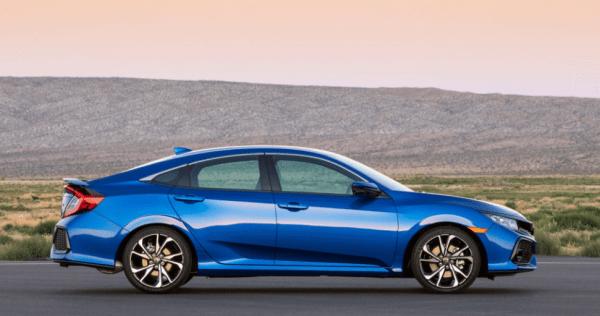 2017 Honda Civic Si side review exterior