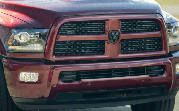2017 Ram 2500 front grille review