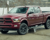 2017 Ram 2500 HD Front View