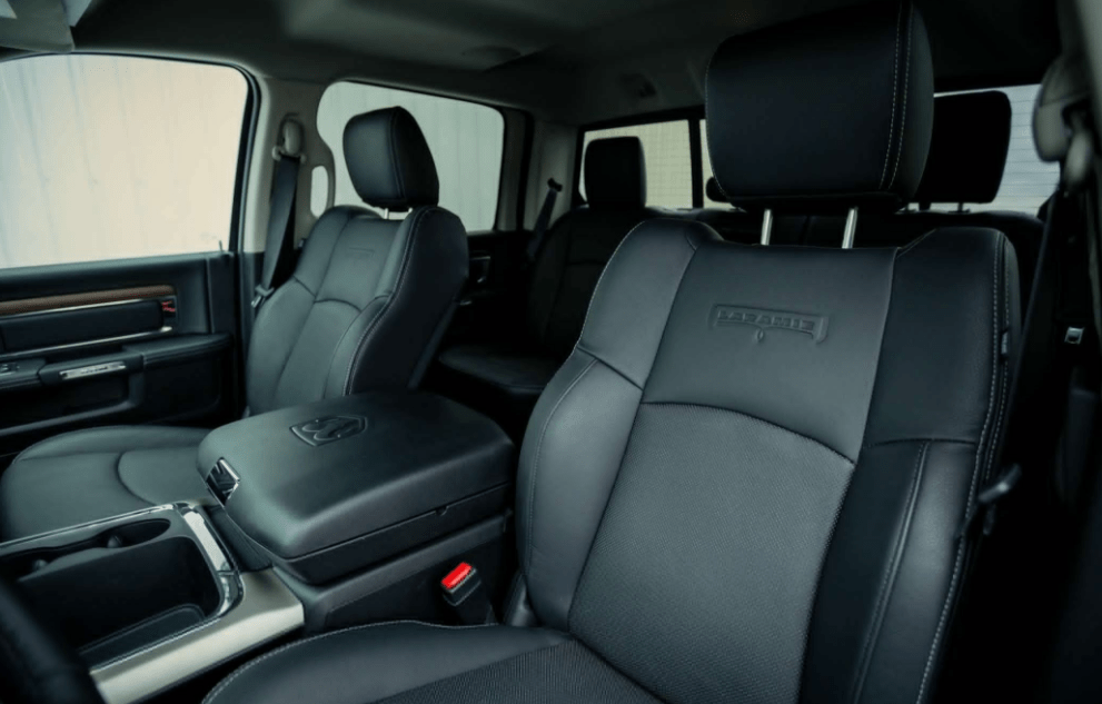 2017 Ram 2500 HD Interior Seats View
