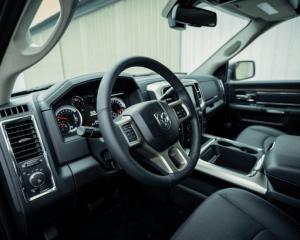 2017 Ram 2500 HD Interior Steering