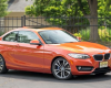 2018 BMW 2 Series Front View