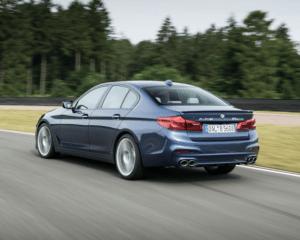 2018 BMW Alpina B5 Biturbo Rear View