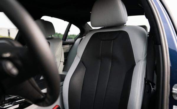 2018 BMW Alpina B5 Biturbo seats review